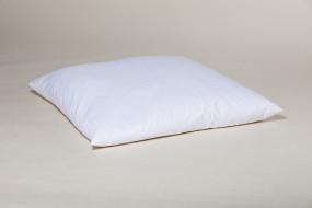 Schlafkissen, weiss, 80 x 80 cm