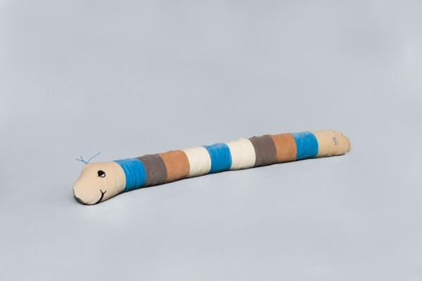 Ersatzbezug Baby Willi, pastellfarben, 130 x 15 cm