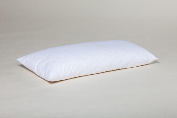 Nackenstützkissen, weiss, 40 x 80 cm